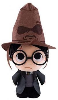 Harry Potter SuperCute Plush - Harry Potter w/ Sorting Hat