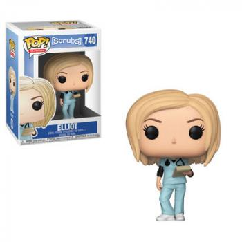 Scrubs POP! Vinyl Figure - Elliot