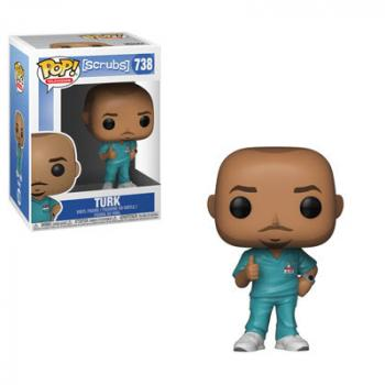 Scrubs POP! Vinyl Figure - Turk [COLLECTOR]