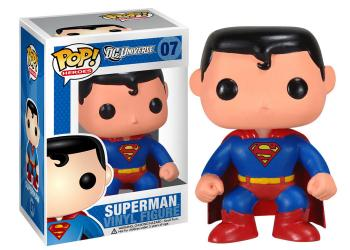 Superman POP! Vinyl Figure - Superman