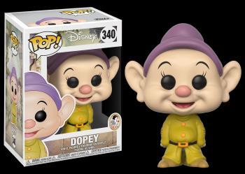 Snow White POP! Vinyl Figure - Doopey (Disney) [COLLECTOR]