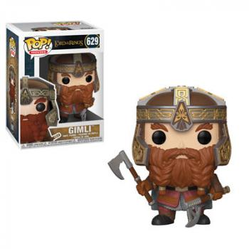 Lord of the Rings POP! Vinyl Figure - Gimli [COLLECTOR]