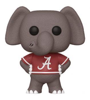 Alabama College Football POP! Vinyl Figure - Big Al (Home Red A Jersey)