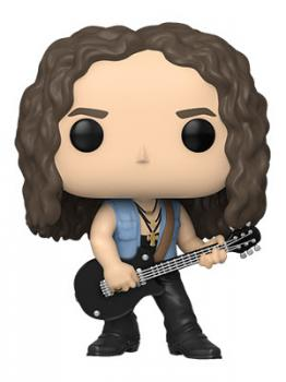 POP Rocks Def Leppard POP! Vinyl Figure - Vivian Campbell