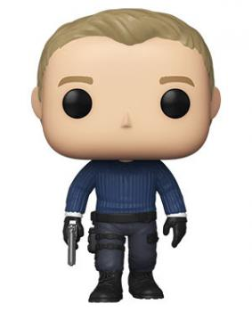 James Bond POP! Vinyl Figure - Daniel Craig (No Time to Die)