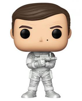 James Bond POP! Vinyl Figure - Roger Moore (Moonraker)