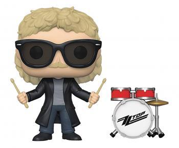 Pop Rocks ZZ Top POP! Vinyl Figure - Frank Beard [COLLECTOR]