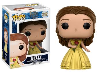 Beauty and the Beast Movie POP! Vinyl Figure - Belle Gown Rose (Disney)
