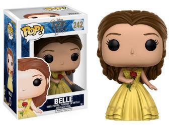 Beauty and the Beast Movie POP! Vinyl Figure - Belle Gown Rose (Disney)