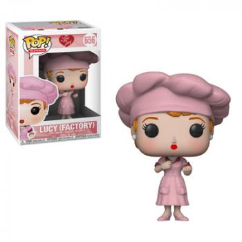 I Love Lucy POP! Vinyl Figure - Factory Lucy