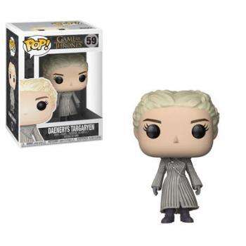 Game of Thrones POP! Vinyl Figure - Daenerys (White Coat)