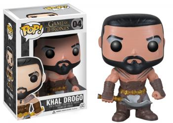 Game of Thrones POP! Vinyl Figure - Khal Drogo