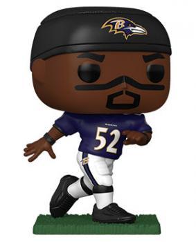NFL Legends POP! Vinyl Figure - Ray Lewis (Baltimore Ravens)