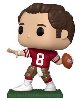 NFL Legends POP! Vinyl Figure - Steve Young (San Francisco 49ers)