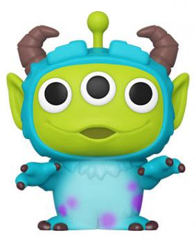 Pixar Disney POP! Vinyl Figure - Alien as Sulley [COLLECTOR]