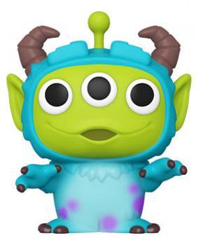 Pixar Disney POP! Vinyl Figure - Alien as Sulley [COLLECTOR]
