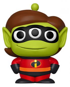 Pixar Disney POP! Vinyl Figure - Alien as Elastigirl