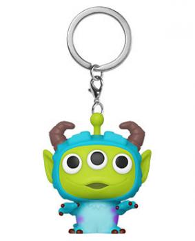 Disney's Pixar Pocket POP! Key Chain - Sulley