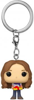 Harry Potter Pocket POP! Key Chain - Holiday Hermione