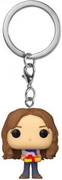 Harry Potter Pocket POP! Key Chain - Holiday Hermione