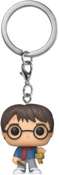 Harry Potter Pocket POP! Key Chain - Holiday Harry