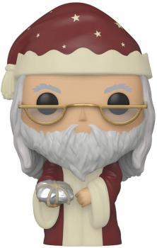 Harry Potter POP! Vinyl Figure - Dumbledore (Santa) (Holiday)