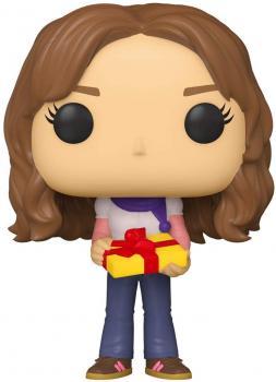 Harry Potter POP! Vinyl Figure - Hermione w/ Present (Holiday) [STANDARD]