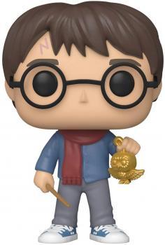 Harry Potter POP! Vinyl Figure - Harry w/ Ornament (Holiday) [STANDARD]