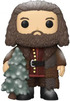 "Harry Potter 6"" POP! Vinyl Figure - Hagrid w/ Christmas Tree (Holiday)"