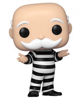 Monopoly POP! Vinyl Figure - Uncle Pennybags (Criminal)