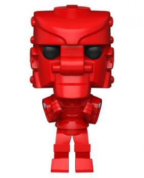 Mattel POP! Vinyl Figure - RockEm SockEm Robot (Red)