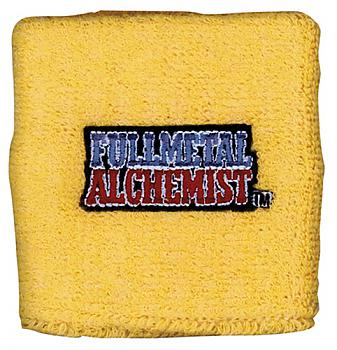 Fullmetal Alchemist Sweatband - Logo