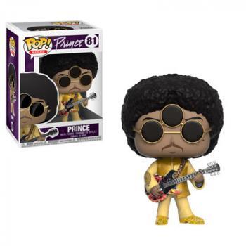 POP Rocks POP! Vinyl Figure - Prince (3rd Eye Girl)