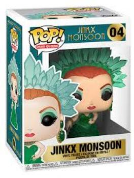 Drag Queens POP! Vinyl Figure - Jinkx Monsoon (Special Edition) [STANDARD]