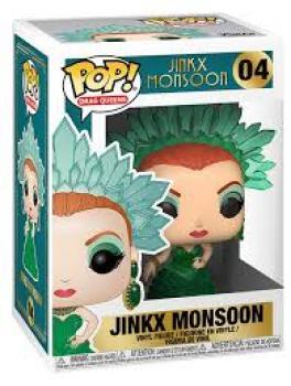 Drag Queens POP! Vinyl Figure - Jinkx Monsoon (Special Edition) [COLLECTOR]
