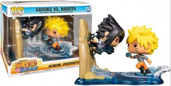 Naruto Shippuden POP! Vinyl Figure - Naruto vs. Sasuke Anime Moment (Special Edition)