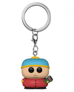 South Park Pocket POP! Key Chain - Cartman w/ Clyde