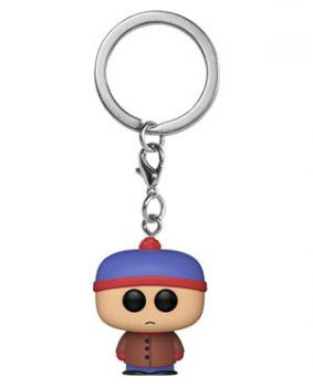 South Park Pocket POP! Key Chain - Stan