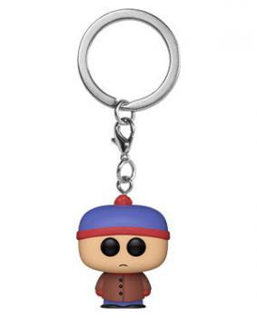 South Park Pocket POP! Key Chain - Stan
