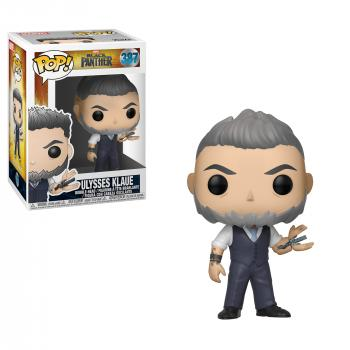 Black Panther POP! Vinyl Figure - Ulysses Klaue
