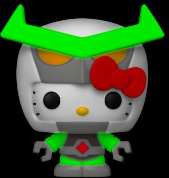 Kaiju Hello Kitty POP! Vinyl Figure - Space Kitty (GITD) (Special Edition)