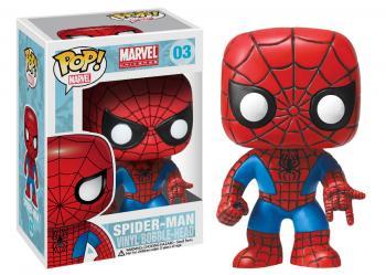 Spider-Man POP! Vinyl Figure - Spider-Man (Marvel)