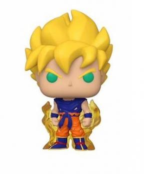 Dragon Ball Z POP! Vinyl Figure - Super Saiyan Goku (Awakening)