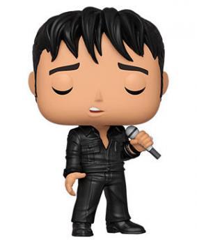 Pop Rocks POP! Vinyl Figure - Elvis ('68 Comeback Special)