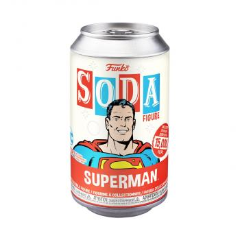 Superman Vinyl Soda Figure - Superman (Limited Edition: 15,000 PCS)