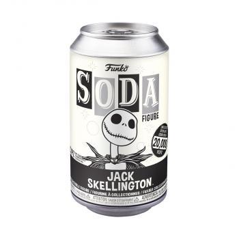 Nightmare Before Christmas Vinyl Soda Figure - Jack Skellington