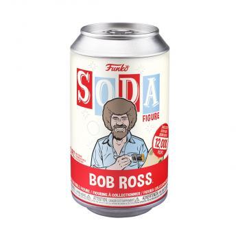 Bob Ross Vinyl Soda Figure - Bob Ross