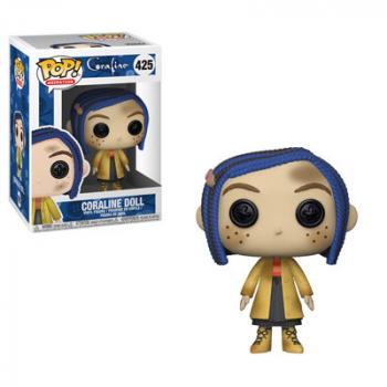 Coraline POP! Vinyl Figure - Coraline as Doll