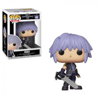 Kingdom Hearts 3 POP! Vinyl Figure - Riku