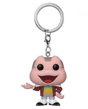Disney 65th Anniversary Pocket POP! Key Chain - Mr. Toad